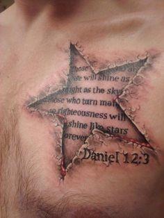 Estrella Tatuajes diseños para los hombres - tatuajes mejor arma para las ideas de los hombres