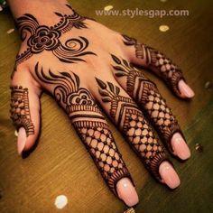 mehndi designs | Pics Photos - Mehndi Designs Easy Mehndi Designs For Kids Hd ...