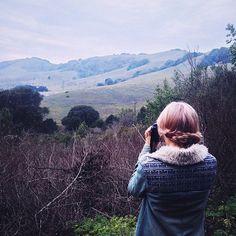 Wanderlust.