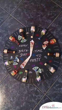Partyuhr – Ein tolles Geschenk für den Bruder