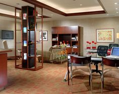 Your private lounge on our Club Level!
