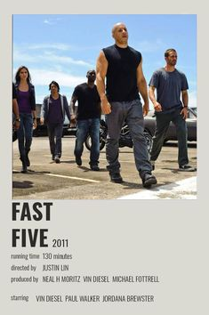 Iconic Movie Posters, Minimal Movie Posters, Iconic Movies, Film Posters, Fast And Furious, Fast Five, Furious Movie, Movie Covers, Alternative Movie Posters