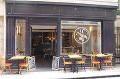 La Cevicheria est située au 16 rue Marie Stuart, dans le 2ème arrondissement. Le midi, petites portions de ceviche du jour ou formule à 14 € : ceviche du jour + accompagnement + café. Le soir, dîner à la carte. Le restaurant est ouvert du mardi au vendredi de 12h à 15h et de 19h30 à 01h00, le samedi de 19h30 à 01h00, le dimanche de 12h à 16h (brunch sur réservation).