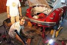 Planning 1969 VW Bug conversion (the Plug Bug) - DIY Electric Car Forums