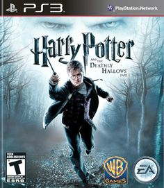 Harry Potter and the Deathly Hallows Part 1  Playstation 3 *** Click image for more details. Note:It is Affiliate Link to Amazon.