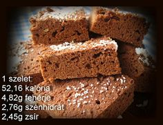 Candida Diet, Healthy Desserts, Gluten Free Recipes, Banana Bread, Snacks, Cooking, Cukor, Food, Fitness