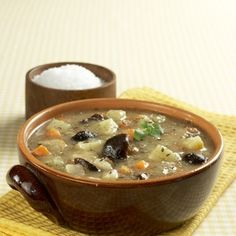 bramboracka Slovak Recipes, Czech Recipes, Snack Recipes, Cooking Recipes, Traditional Kitchen, Plant Based Recipes, Soups And Stews, Food To Make, Food And Drink