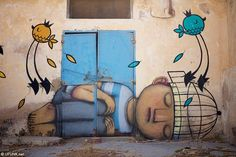 Djerbahood – A look back on this amazing ideal museum of street art