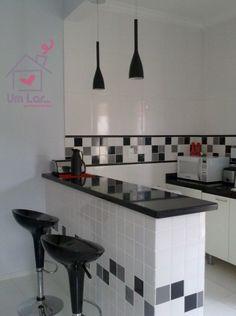 como decorar bancada de cozinha americana - Pesquisa Google