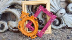 Empty Collage Frames Gallery Vintage Frame Set Set of by FeFiFoFun,