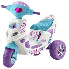 """Disney Frozen 6V Scooter -  Pacific Cycle - Toys""""R""""Us"""