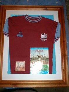 West Ham United Home football shirt 1975 - 1976 West Ham 45318f2b9