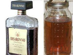 Liquore Amaretto di Saronno Cocktails, Cocktail Drinks, Tea Cafe, Vanilla Vodka, Homemade Wine, Food Fantasy, Wine And Liquor, Coconut Rum, Limoncello