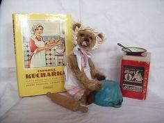 Magdalena Dobromila I medvídci mají rádi dobré jídlo a pití a pro některé je vaření, pečení a smažení doslova vášní. Přesně jako pro naši Magdalenu Dobromilu:-). A nevaří jen pro sebe, ale s potěšením připraví nějakou tu laskominu i Vám:-).
