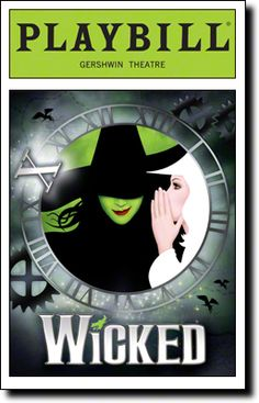 October 30, 2013: WICKED opens on Broadway at the Gershwin Theatre. Happy 10th Anniversary!