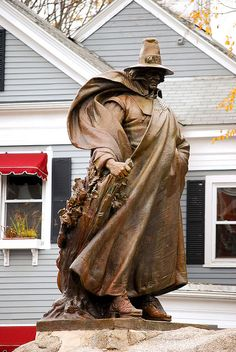 Spooking for any time of the year: Salem, Massachusetts