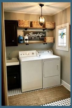 Space Saving DIY Creative Ideas for Tiny Laundry Rooms Small Laundry Room Ideas &; Space Saving DIY Creative Ideas for Tiny Laundry Rooms ✅ Jennifer&;s Easy DIY involvery ❤ […] Room layout Laundry Room Layouts, Large Laundry Rooms, Laundry Room Remodel, Laundry Room Organization, Laundry Room Design, Laundry Area, Basement Laundry, Laundry Closet, Small Rooms