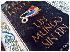 Un Mundo Sin Fin. Ken Follet Reading, Books, World, Libros, Book, Reading Books, Book Illustrations, Libri