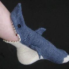 Lisa Grossman Upward Facing Shark
