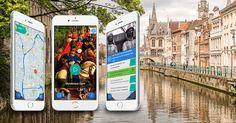 StadsSpel, StadsWandeling, FotoZoektocht, GPS-Spel: Gentse Feesten 2016 met Citygame Apps van Ojoo (oo...