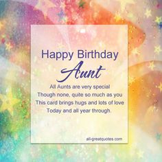 Best Birthday Wishes For Aunty Zone Happy Amazing Aunt Who Loved Much More Than She