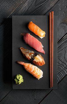 Whole30 Fish Recipes, Easy Fish Recipes, Pescatarian Recipes, Seafood Recipes, Paleo Recipes, Food Poster Design, Food Design, Sushi Design, Poster Designs