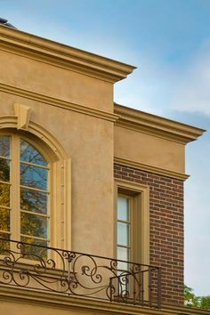 Dress up your windows with exterior mouldings, lightweight, easy installation and built to last.