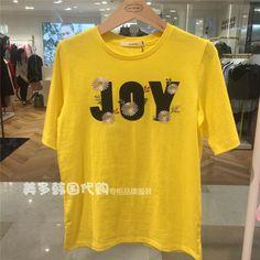 코너 카운터에서 정품 [US] 17 개 이상의 여름 T 셔츠 ATTS7B125- Taobao의 글로벌 역을 구입