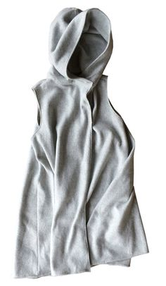 THE HOODED CAPE, $345.00