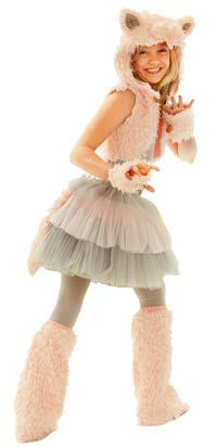 Glitter with Grace Kitty Tween Costume. Wide Spread range of Animal & Bug Costumes for Birthday, Halloween at PartyBell. Disney Costumes For Girls, Tween Halloween Costumes, Cute Costumes, Girl Costumes, Halloween Kids, Costume Craze, Costume Ideas, Halloween 2019, Halloween Kleidung