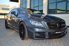 BRABUS 850 - Mercedes-Benz CLS 63