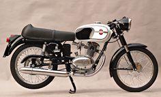 Gilera 124 Sei Giorni (1962)