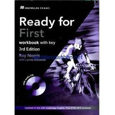 Ready for First Workbook Edition pdf ebook class audio cd Ready For First, Learn English, Audio, Pdf, Teaching, Learning English, Learning, Education, Teaching Manners