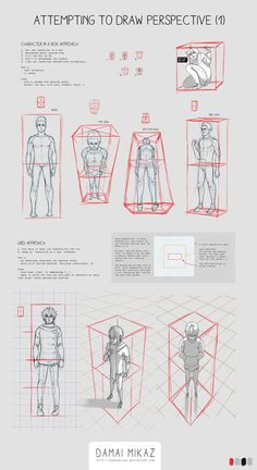 This is by no means a comprehensive tutorial. These are my personal notes on studying how to draw humans in perspective. I share my studies and resources so it might perhaps help out oth...