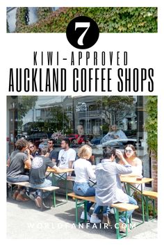 No weekend in Auckland would be complete without enjoying some of the superb coffee that's on offer. Maybe I'm a little bias, but I think Auckland has some of the best cafes in the country, so I'm pleased to share my top tips on where to find a New Zealand quality coffee during your visit.