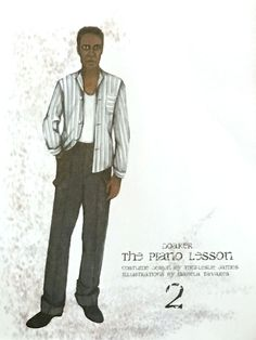 The Piano Lesson (Doaker). Hartford Stage. Costume design by Toni Leslie James. 2016