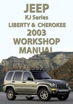 jeep grand cherokee zj series 1996 1998 workshop manual jeeps rh pinterest com jeep liberty 2.5 crd workshop manual jeep liberty workshop manual