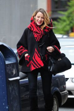 Ideas For Baby Bump Style Winter Blake Lively Stylish Maternity, Maternity Fashion, Maternity Styles, Maternity Photos, Blake Lively Embarazada, Blake Lively Pregnant, Pregnant Outfit, Pregnant Clothes, Blake Lively Style