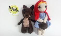Little Red Amigurumi free pattern ~~ Will need translator ~~ Free Crochet, Knit Crochet, Crochet Hats, Articles Pour Enfants, Crochet Patron, Amigurumi Doll, Amigurumi Free, Tutorial Amigurumi, Hand Puppets