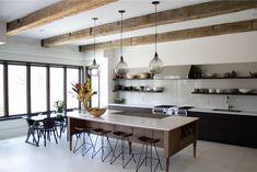 6 The Best Dining Room Table Design Ideas For Your Minimalist Home Design Your Kitchen, Interior Design Kitchen, Home Design, Design Ideas, Minimalist Kitchen Interiors, Minimalist Home, Kitchen Modern, Kitchen Nook, Kitchen Decor