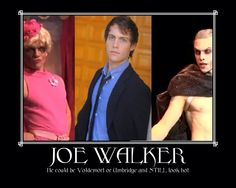Harry Potter Costumes Joe Walker, able to look attractive in any costume you throw on him. Harry Potter Musical, Harry Potter Universal, Harry Potter Fandom, Harry Potter World, Harry Potter Memes, Slytherin Pride, Hogwarts, Avpm, Team Starkid