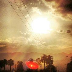 Sunset (en Yerba Buena, Tucuman)
