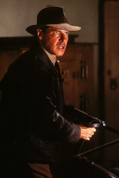 Harrison Ford in Indiana Jones and the Last Crusade (1989)