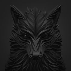 wolf & hoof by Maxim Shkret