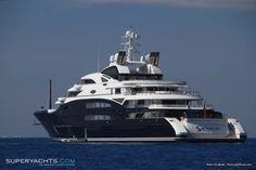 Luxury Motor Yacht Serene  by Fincantieri Yachts