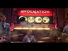 "AWOLNATION- ""Burn It Down"" Red Bull Records"