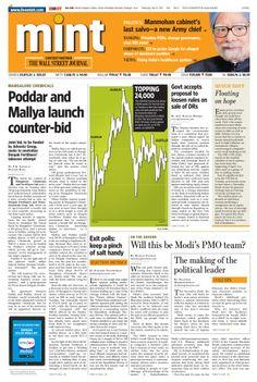 14 May 2014: Page 1