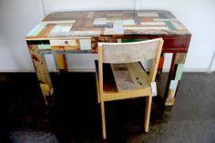 Piet Hein Eek Desk