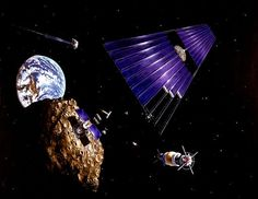 Asteroid Mining: Could the Space Race Become a Gold Rush? Sign Pro, Asteroid Mining, Der Plan, Planetary Science, Space Race, Hubble Space Telescope, Astrophysics, Space Exploration, Solar System