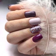 """✔ perfect winter nail designs to make you feel warm 40 > Fieltro.Net""""> ✔ perfect winter nail designs to make you feel warm 40 > Fieltro. Love Nails, Pink Nails, Pretty Nails, My Nails, Hair And Nails, Acrylic Nail Designs, Nail Art Designs, Acrylic Nails, Nails Design"""